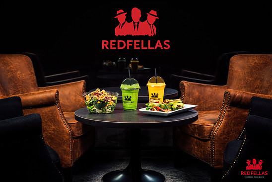 Redfellas restaurant photo session