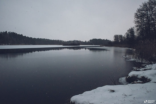 Some Swedish winter
